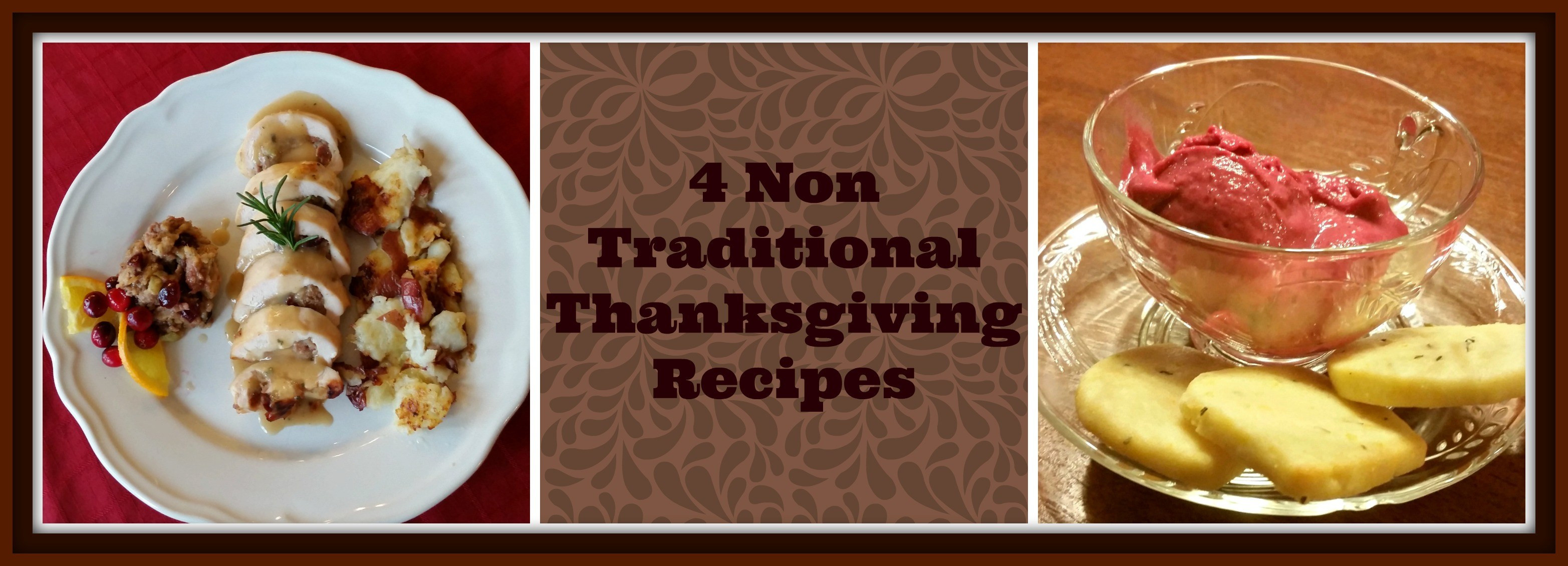 Non Traditional Thanksgiving Dinner  4 Non Traditional Thanksgiving Dinner Recipes Bubble