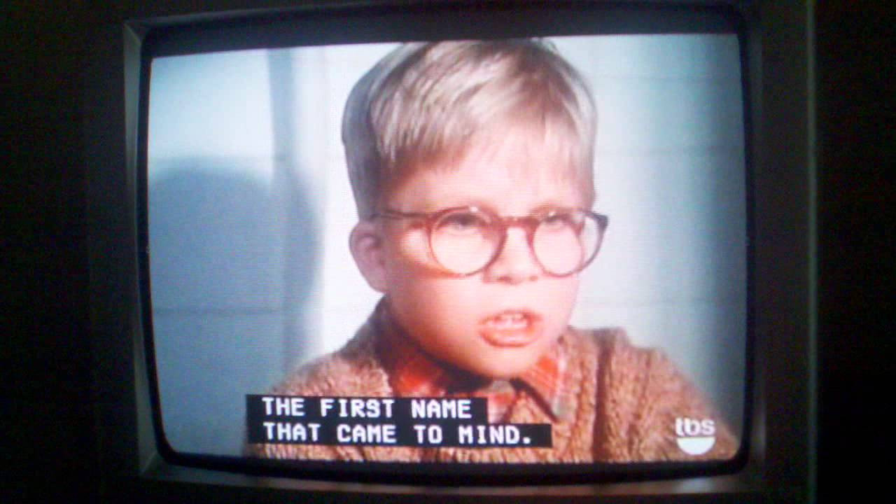 Oh Fudge A Christmas Story  Christmas Story Oh Fudge