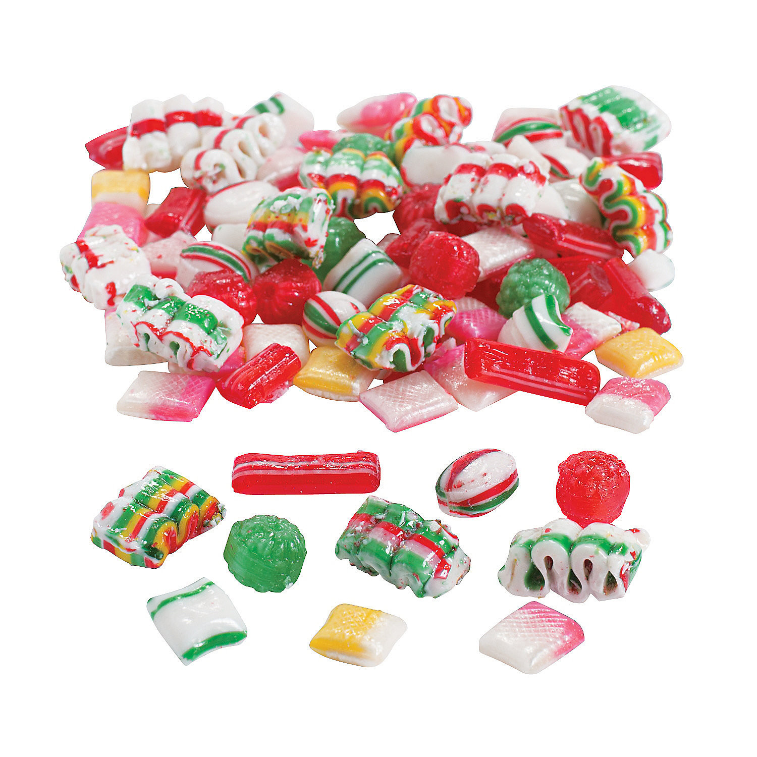 Old Fashion Christmas Candy  Brach's Holiday Old Fashioned Candy Mix Oriental