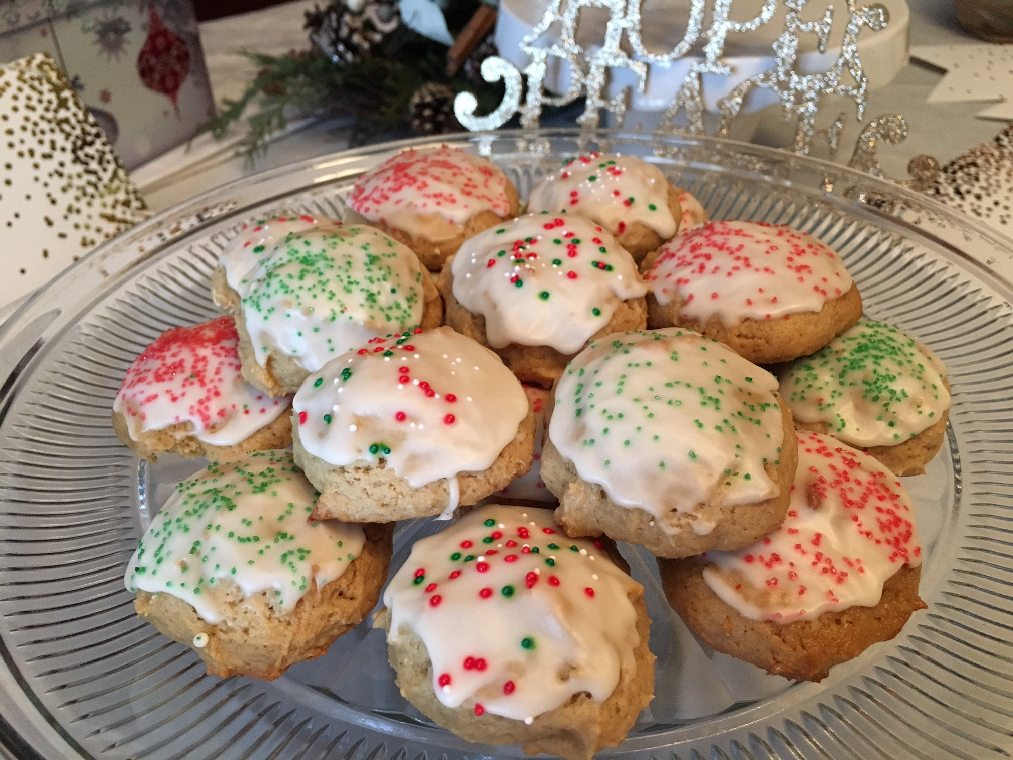 Old Fashioned Christmas Cookies  Old Fashioned Christmas Maple Cookies Money Savvy Living