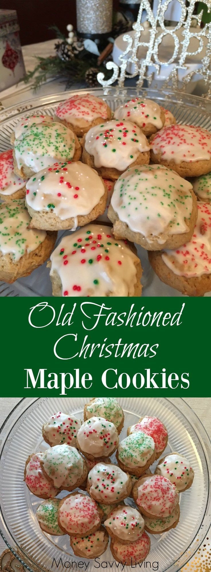 Old Fashioned Christmas Cookies  Best 25 Old fashioned christmas ideas on Pinterest