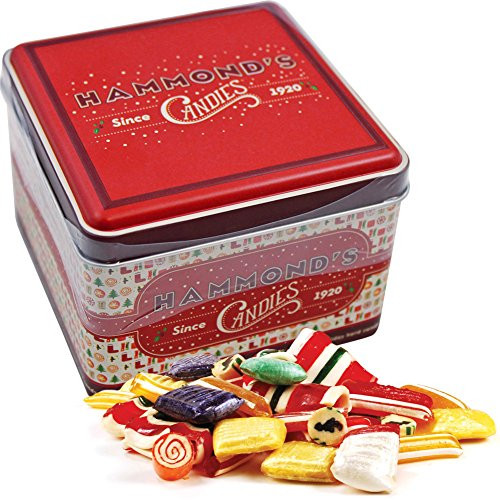 Old Fashioned Hard Christmas Candy Mix  Hammond's Old Fashioned Christmas Classics Hard Candy Mix