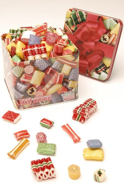 Old Fashioned Hard Christmas Candy Mix  310 best Vintage candy images on Pinterest