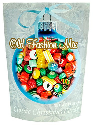 Old Fashioned Hard Christmas Candy Mix  Amazon Primrose Deluxe Filled Hard Candy Classic