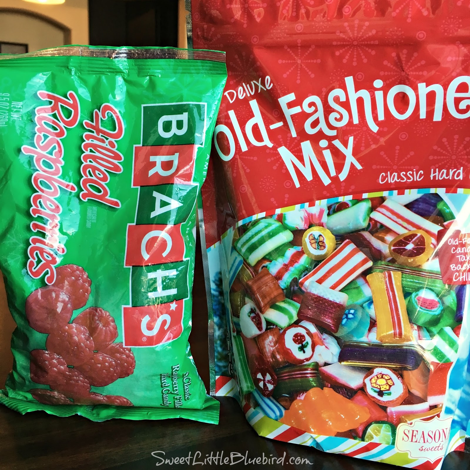 Old Fashioned Hard Christmas Candy Mix  Sweet Little Bluebird Old Fashioned Holiday Christmas Candy
