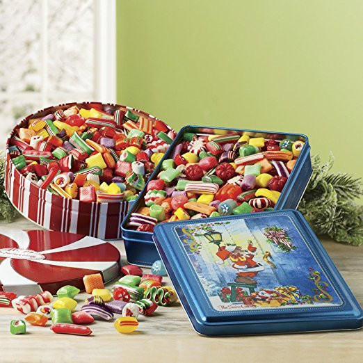 Old School Christmas Candy  Horrible Christmas Can s That Are Worse Than Getting