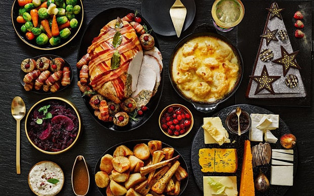 Order Christmas Dinner  Christmas lunch in a box the best dinner deliveries