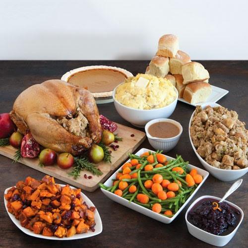 Order Christmas Dinner  Foodservice Solutions Whole Foods Kroger Safeway