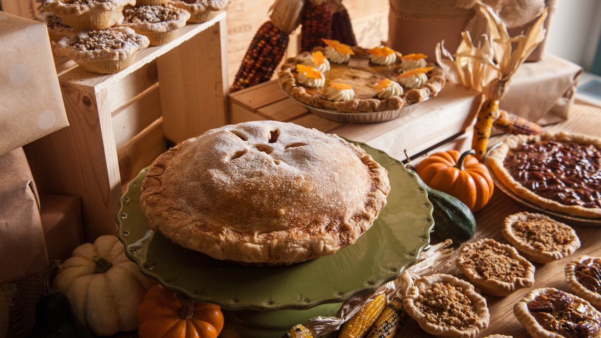 Order Pies For Thanksgiving  Where to Order Thanksgiving Pies Around Boston Eater Boston