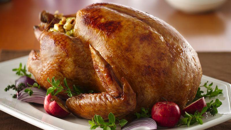 Oven Turkey Recipes Thanksgiving  Roast Turkey Recipe BettyCrocker