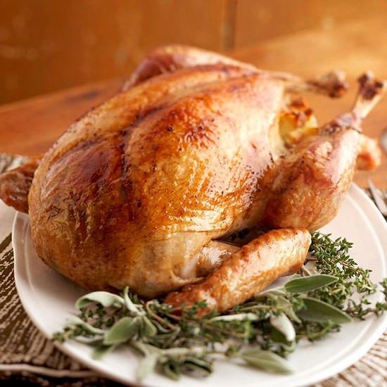 Oven Turkey Recipes Thanksgiving  Classic Roast Turkey Recipe