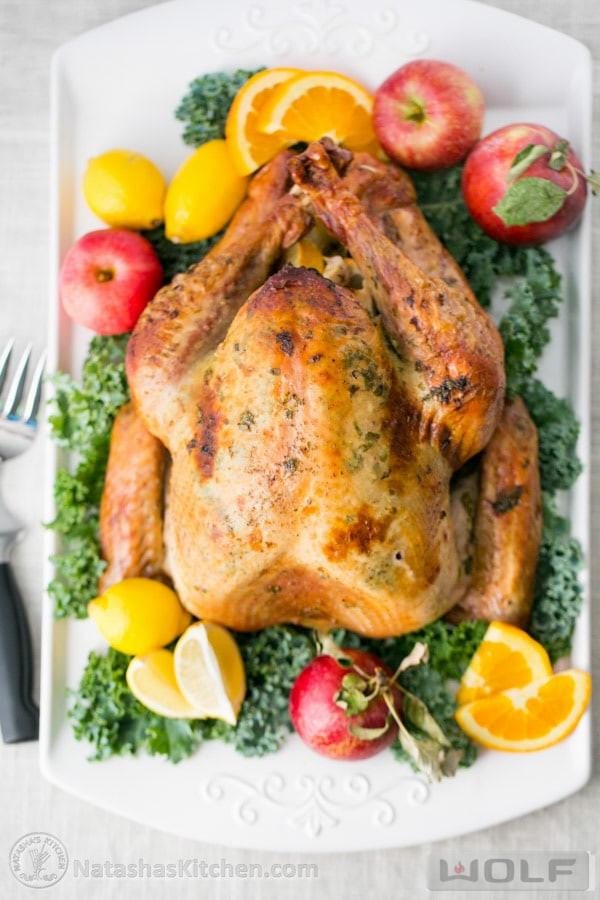 Oven Turkey Recipes Thanksgiving  Turkey Recipe Juicy Roast Turkey Recipe How to Cook a