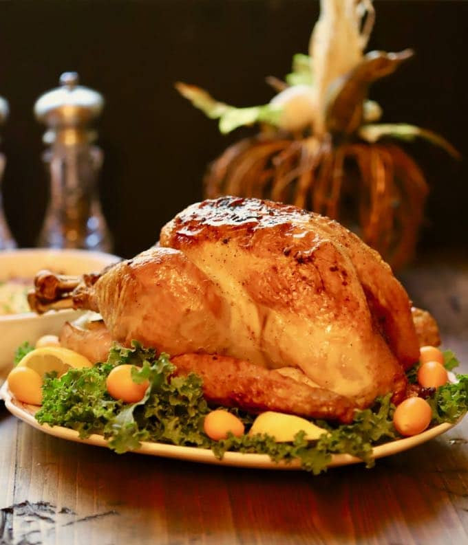 Oven Turkey Recipes Thanksgiving  Simple and Perfect Roast Turkey