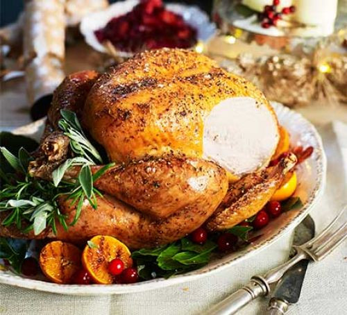Oven Turkey Recipes Thanksgiving  Turkey recipes