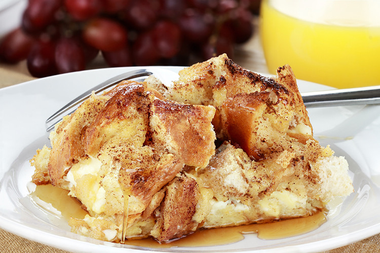 Overnight Crock Pot French Toast Great For Christmas Morning  The BEST Slow Cooker Breakfast Casseroles Slow Cooker or