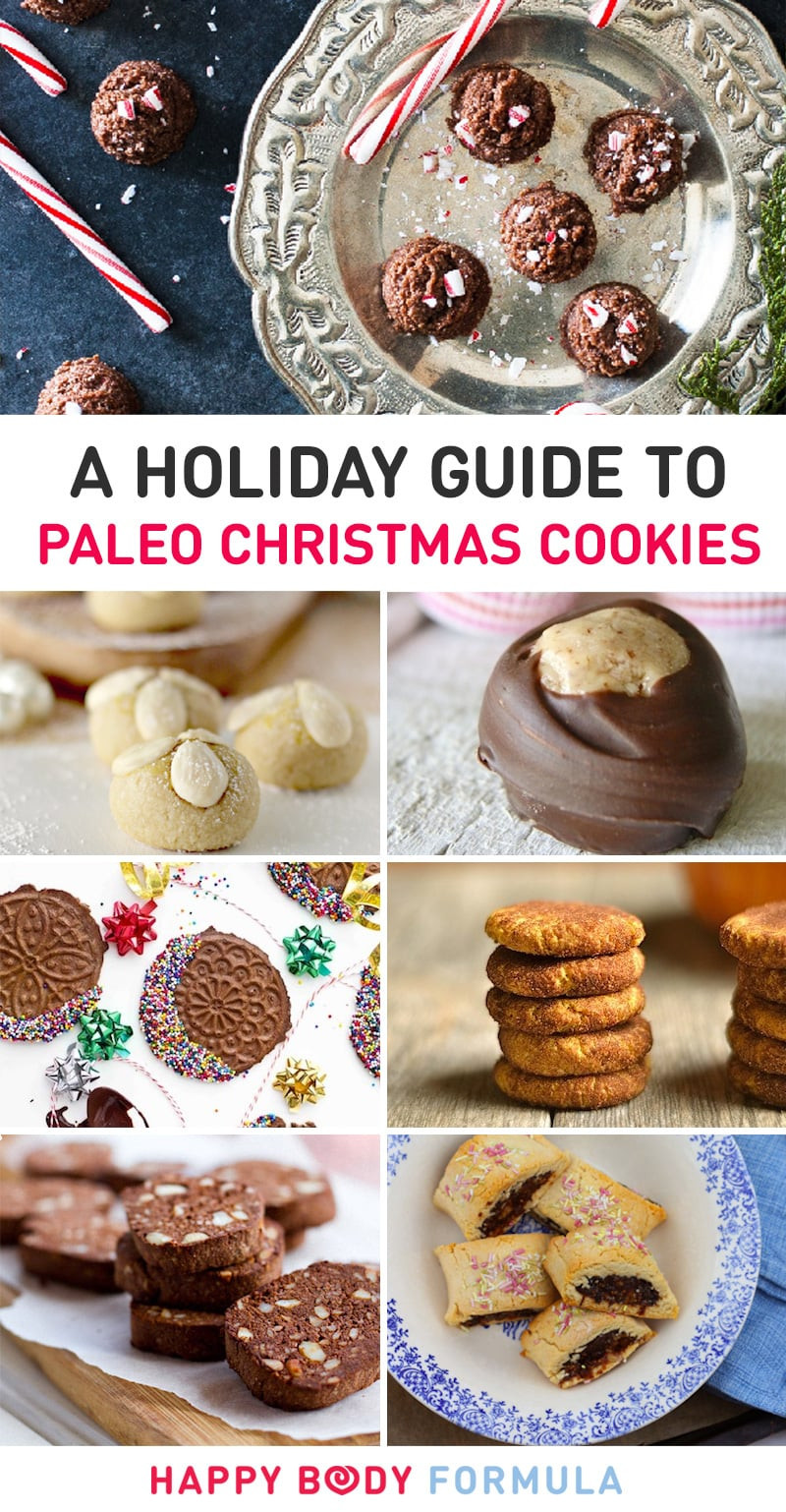 Paleo Christmas Desserts  The Best Paleo Christmas Cookie Recipes