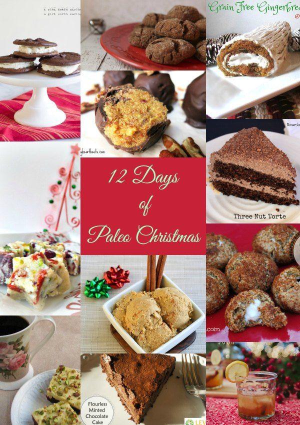 Paleo Christmas Desserts  12 Days of Paleo Christmas Desserts My Heart Beets