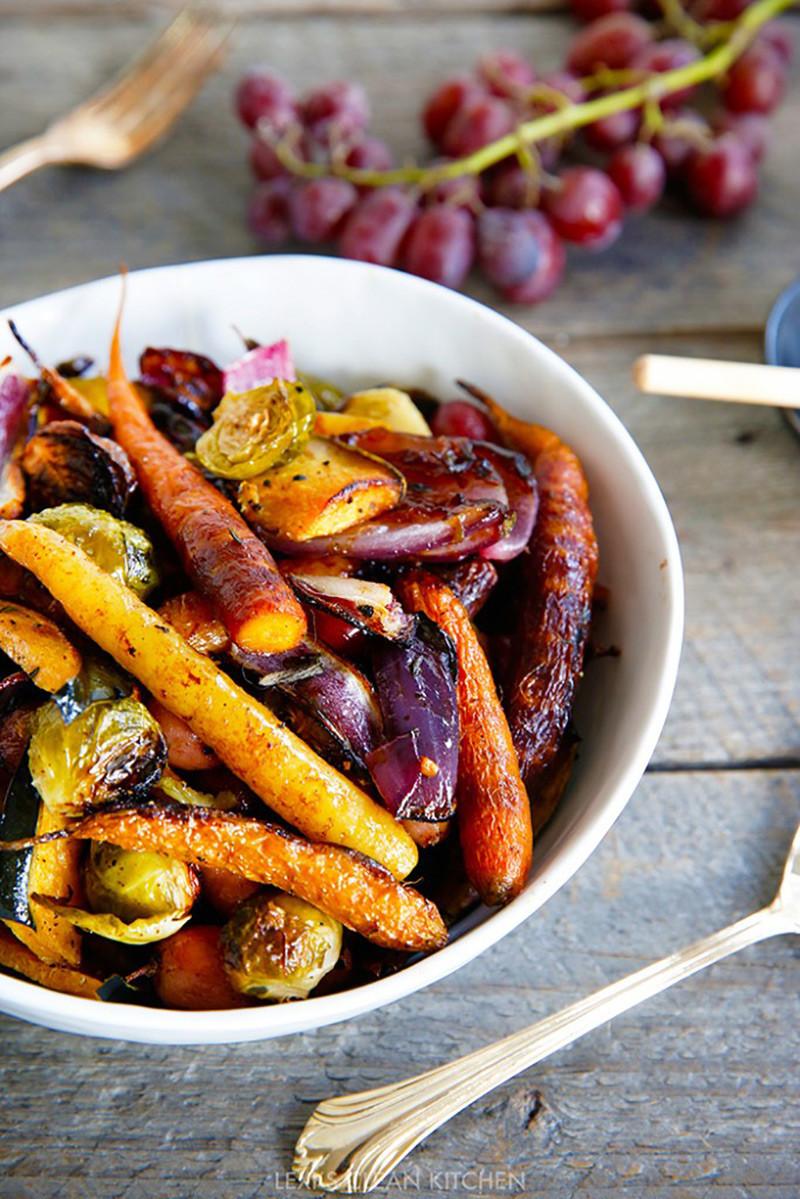 Paleo Thanksgiving Sides  15 Thanksgiving Side Dish Recipes