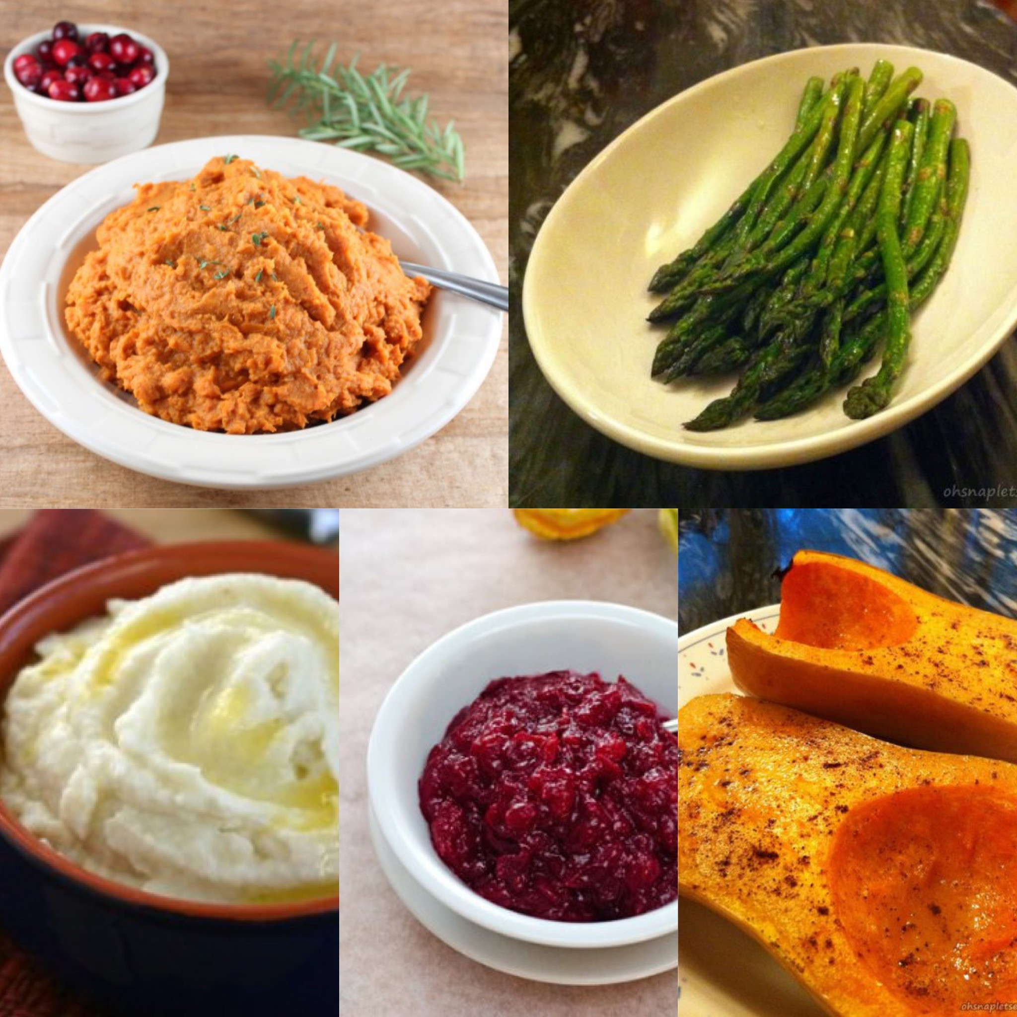 Paleo Thanksgiving Sides  Healthy and Paleo Thanksgiving Christmas Side Dishes To