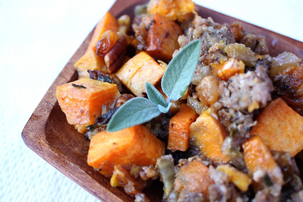Paleo Thanksgiving Stuffing  Introducing The Paleo Table Thanksgiving edition