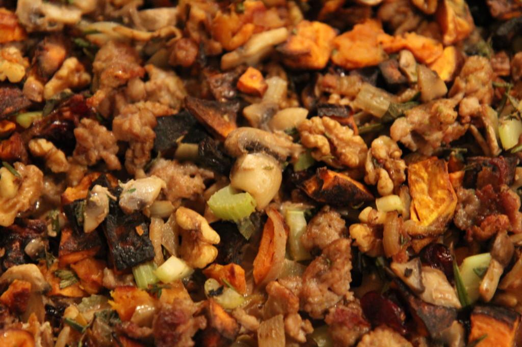 Paleo Thanksgiving Stuffing  Paleo Gluten Free Thanksgiving Stuffing Low Cal Side Dish