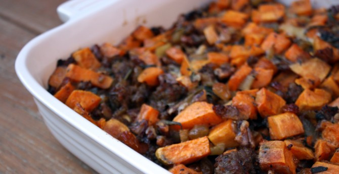 Paleo Thanksgiving Sweet Potatoes  Introducing The Paleo Table Thanksgiving edition