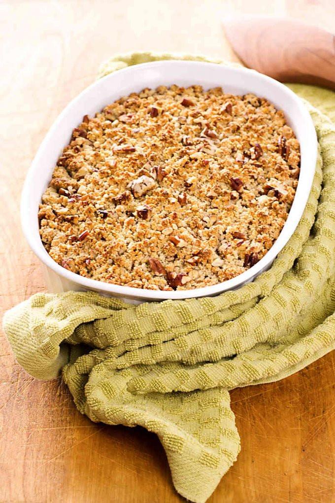 Paleo Thanksgiving Sweet Potatoes  Paleo Sweet Potato Casserole Recipe Easy & Gluten Free