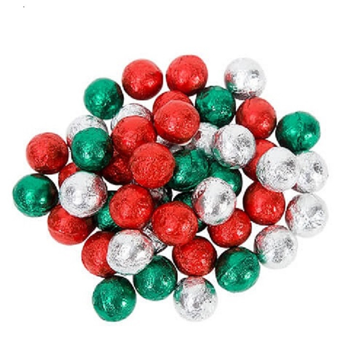 Palmer Christmas Candy  Palmer Chocolate Christmas Balls 5 lb Bag