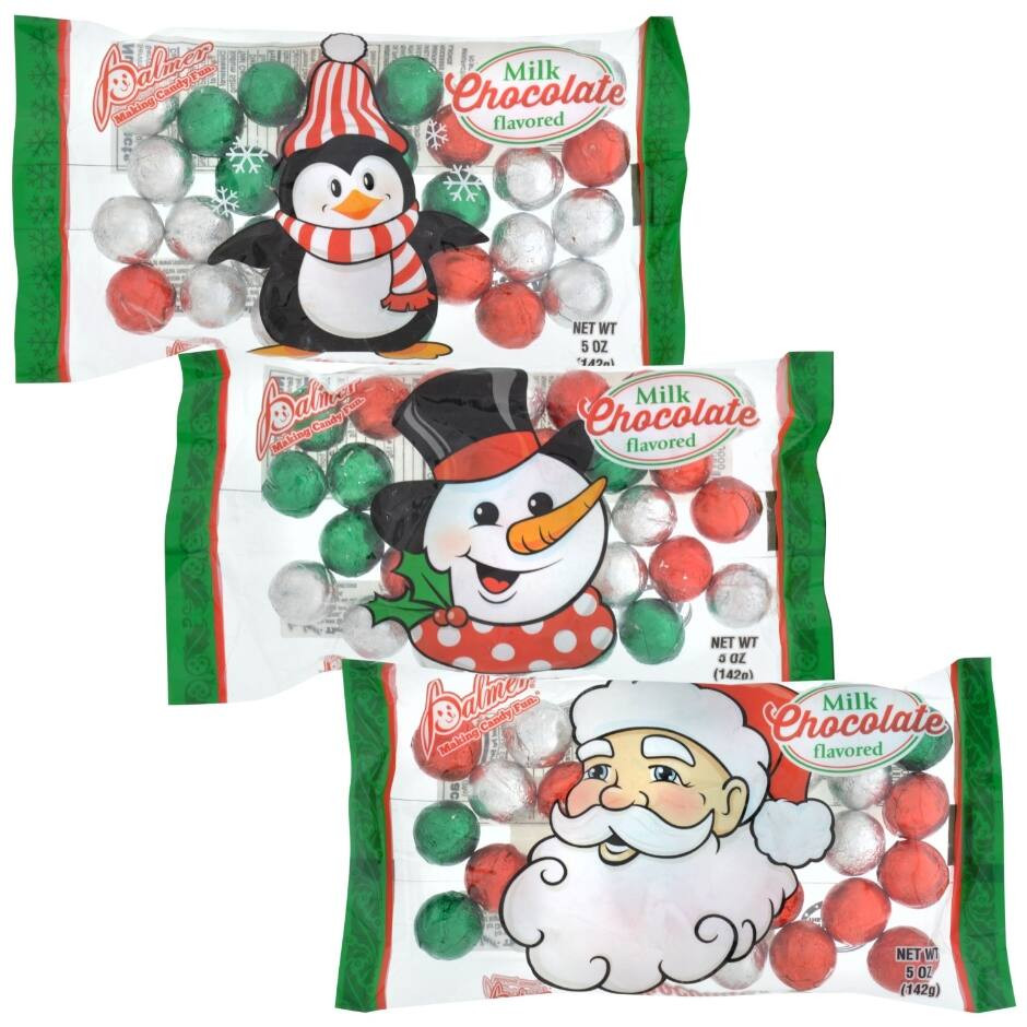 Palmer Christmas Candy  Palmer Chocolate Dollar Tree Inc