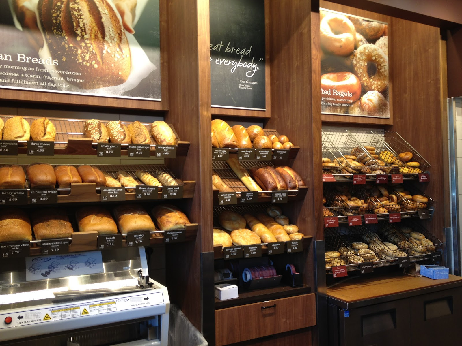Panera Bread Open On Christmas  Griffin Eats OC Panera Gift Card Giveaway