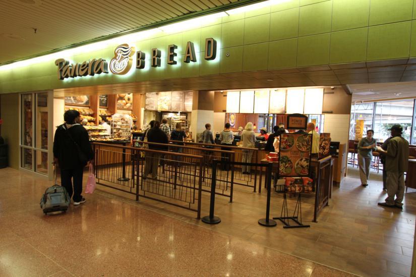 Panera Bread Open On Christmas  Panera Bread Opens in Rosslyn