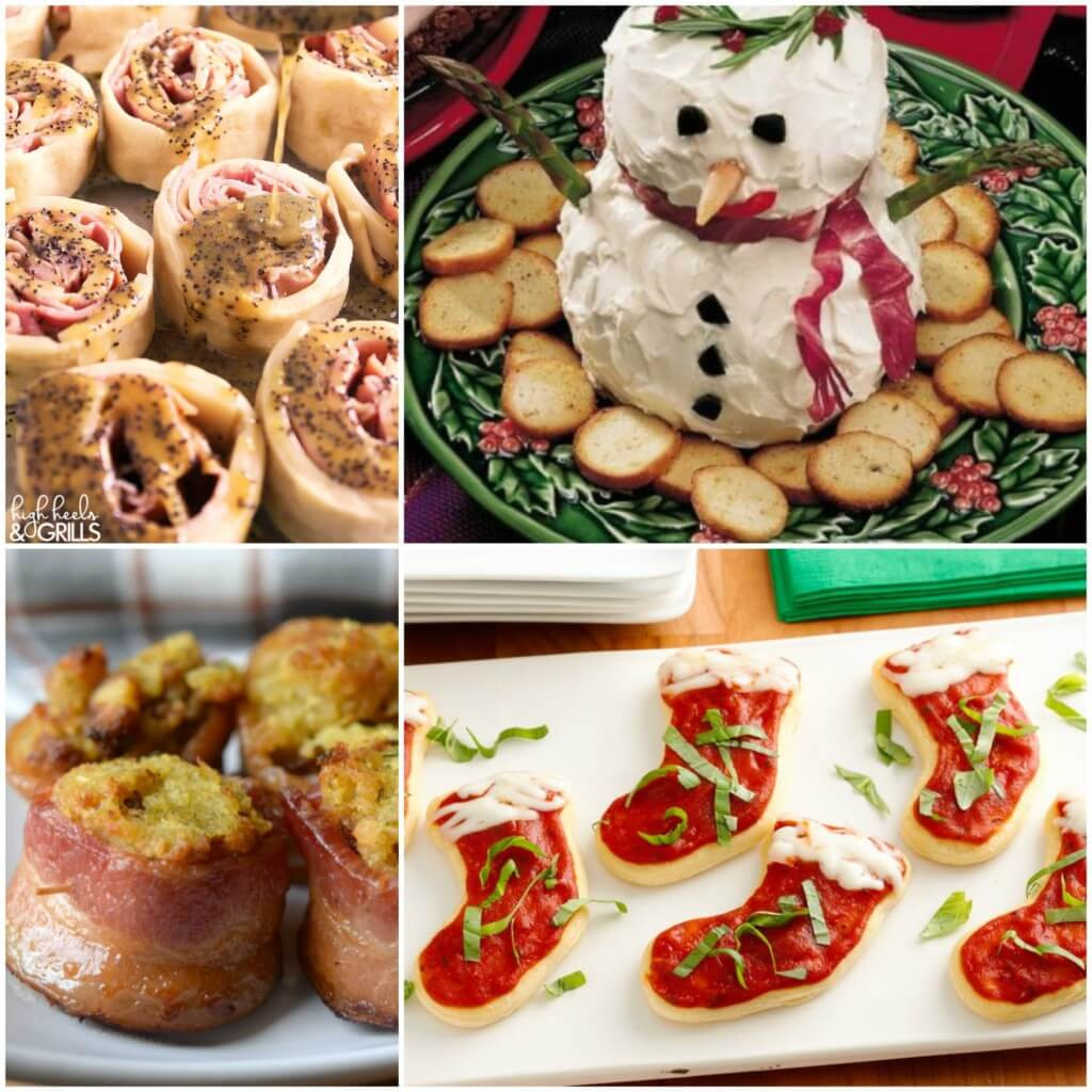 Party Appetizers Christmas  20 Simple Christmas Party Appetizers