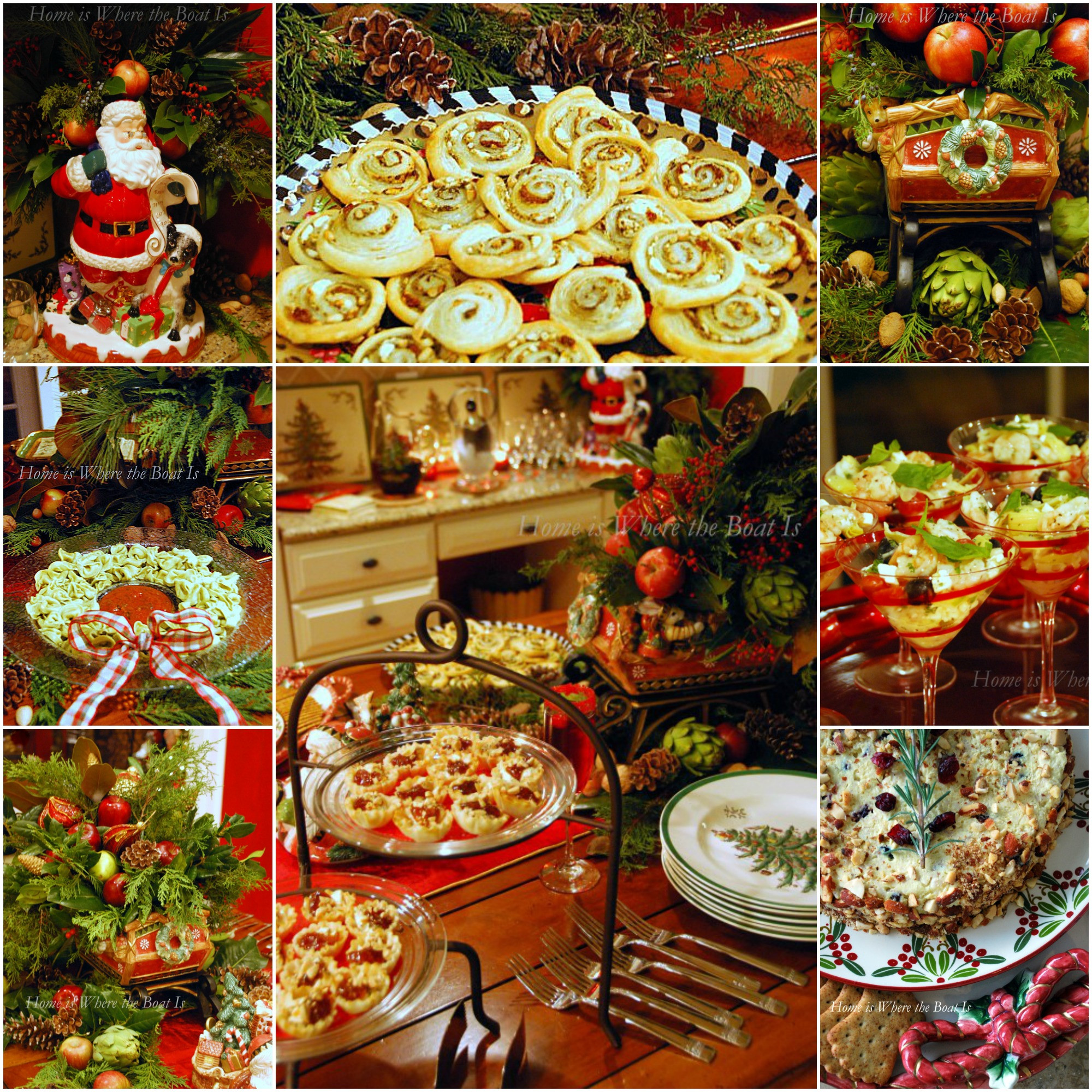 Party Appetizers Christmas  Christmas Party Appetizers – Home is Where the Boat Is