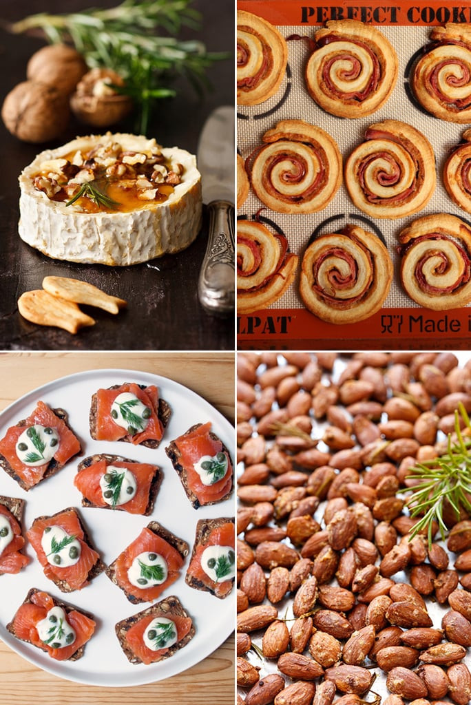 Party Appetizers For Christmas  Christmas Appetizer Recipes
