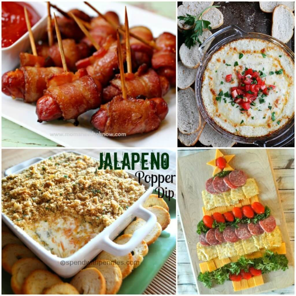Party Appetizers For Christmas  20 Simple Christmas Party Appetizers