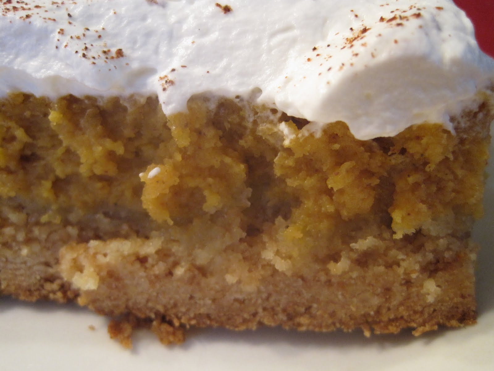 Paula Dean Christmas Desserts  Lynda s Recipe Box Pumpkin Gooey Butter Cake from Paula Deen