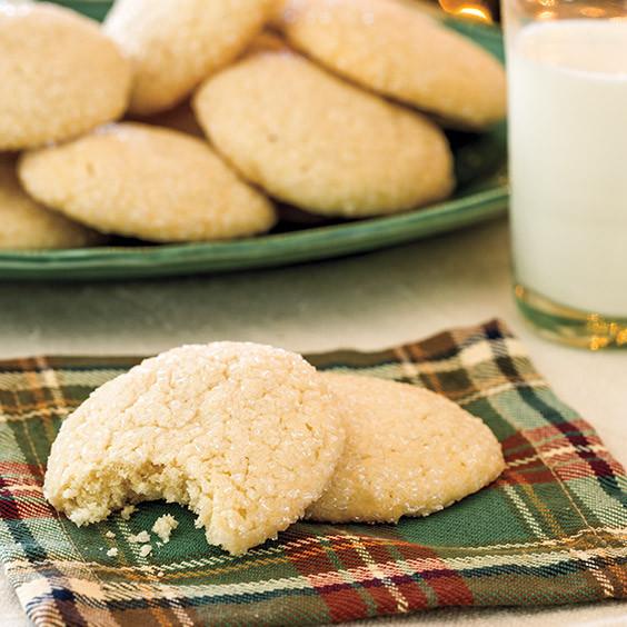 Paula Deen Christmas Cookies  Classic Sugar Cookies Paula Deen Magazine