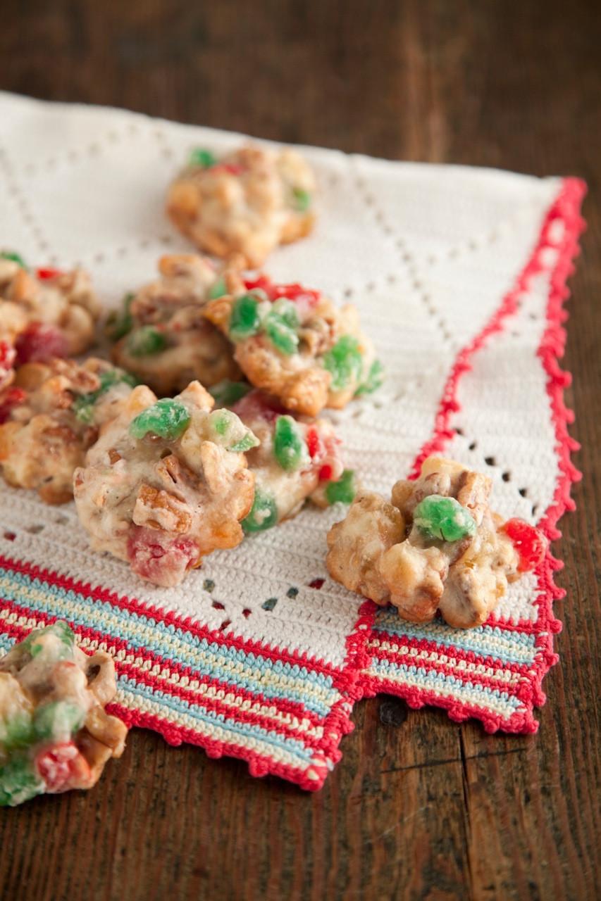 Paula Deen Christmas Cookies  Fruitcake Drop Cookies With Cream And Butter