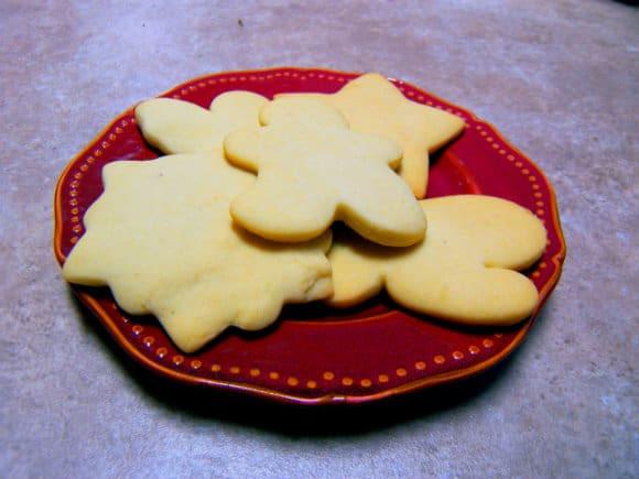 Paula Deen Christmas Cookies  Review of Paula Deen s Sugar Cookies Eat Like No e Else