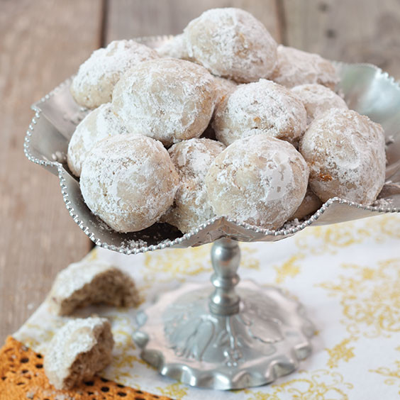 Paula Deen Christmas Cookies  Mexican Wedding Cookies Paula Deen Magazine
