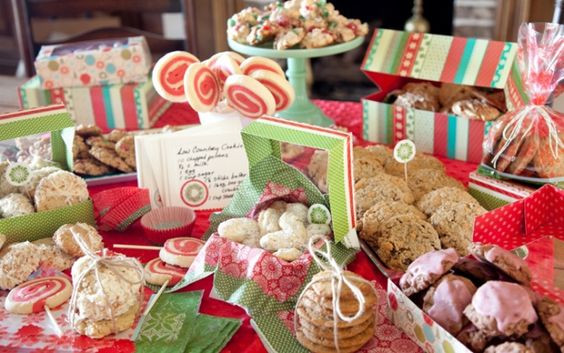 Paula Deen Christmas Cookies  Ideas for a Christmas Cookie Party Cookie Swap from