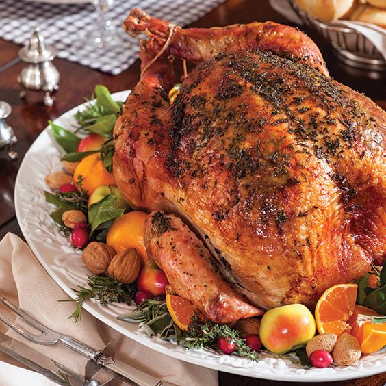 Paula Deen Thanksgiving Desserts  Herb Roasted Turkey Paula Deen Magazine