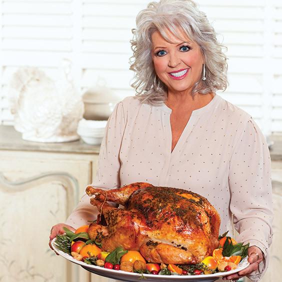 Paula Deen Thanksgiving Desserts  Thanksgiving Menus Paula Deen Magazine