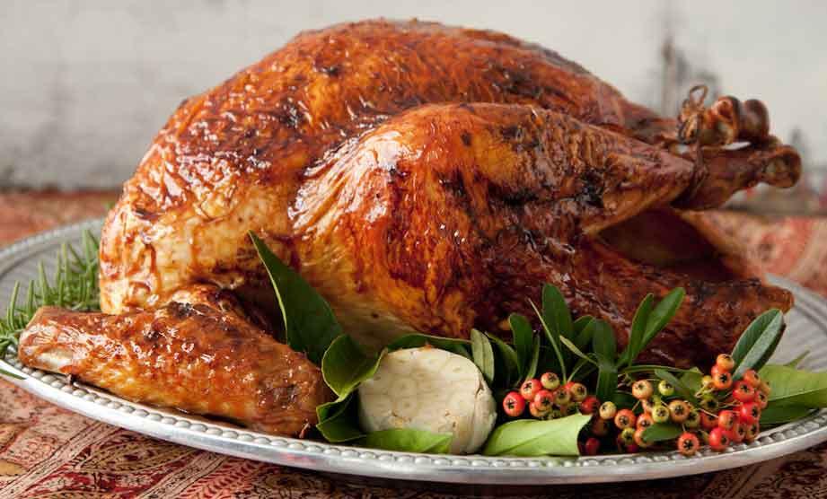 Paula Deen Thanksgiving Desserts  Thanksgiving Turkey 8 Ways