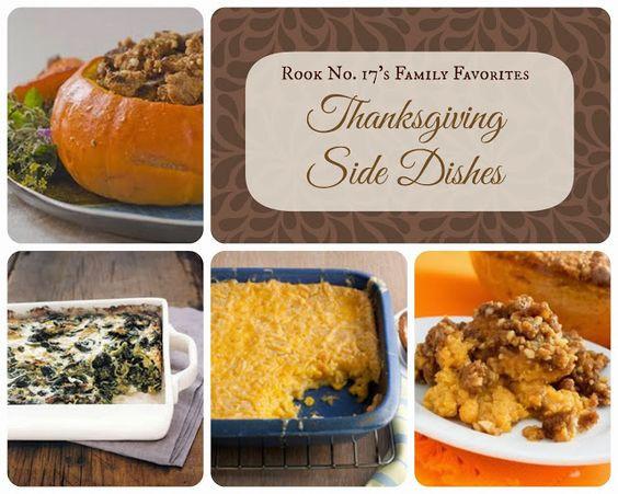 Paula Deen Thanksgiving Side Dishes  Pinterest • The world's catalog of ideas