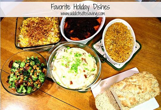 Paula Deen Thanksgiving Side Dishes  Holiday Side Dish Recipes Corn Pudding AddictedToSaving