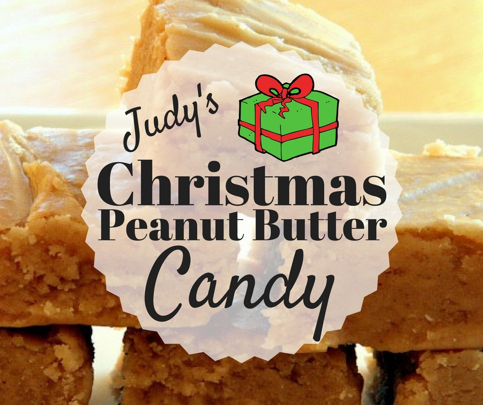 Peanut Butter Christmas Candy  Christmas Peanut Butter Candy Penny Gibbs