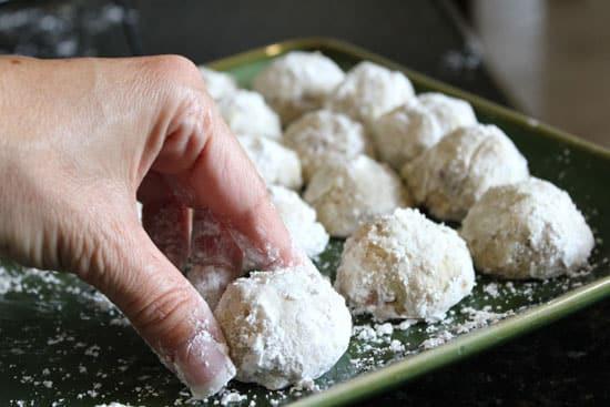Pecan Balls Christmas Cookies  Browned Butter Pecan Balls BettyCrocker