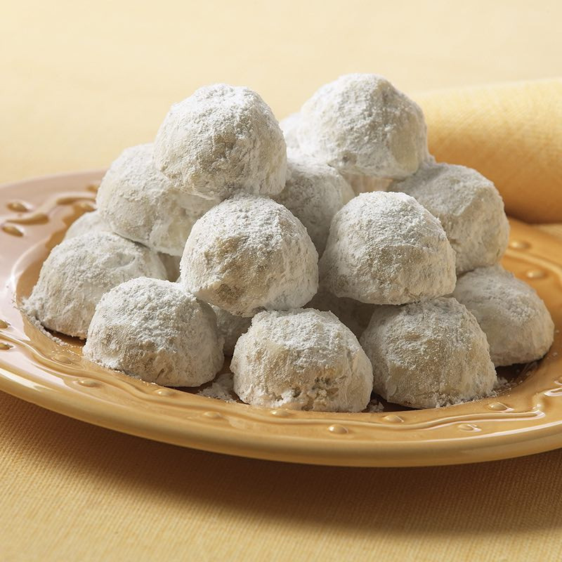 Pecan Christmas Cookies  Pecan Cookie Balls