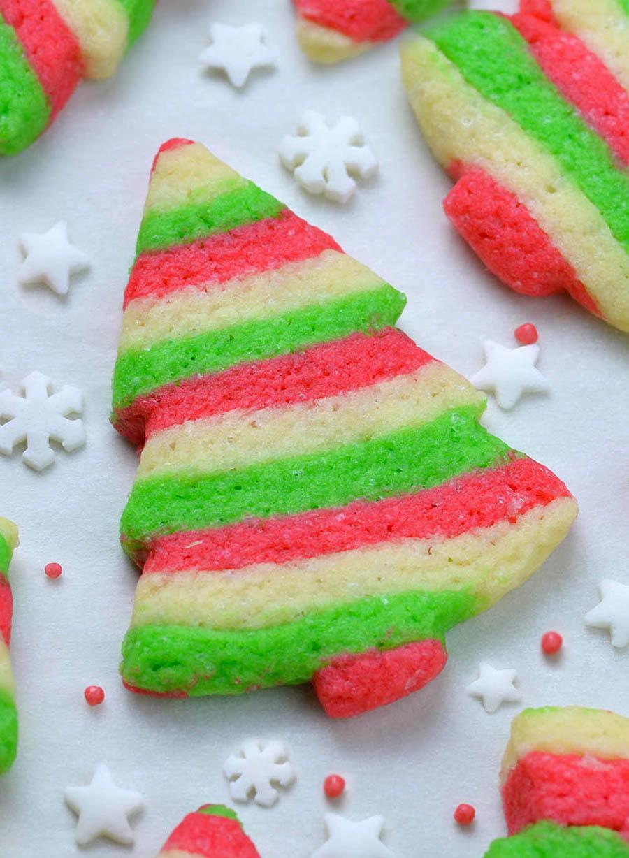 Pics Of Christmas Cookies  Christmas Sugar Cookies OMG Chocolate Desserts